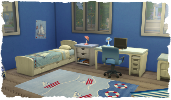 kinderzimmer maritim sims4 chalipos m belf rberei. Black Bedroom Furniture Sets. Home Design Ideas